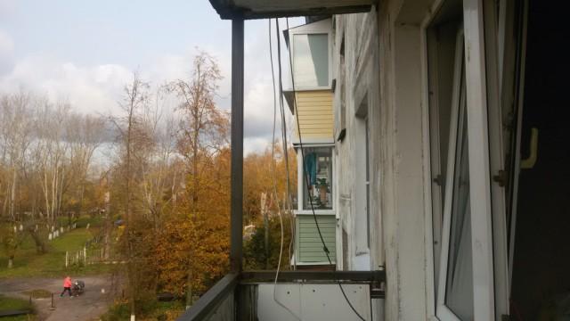 Балкон с нуля