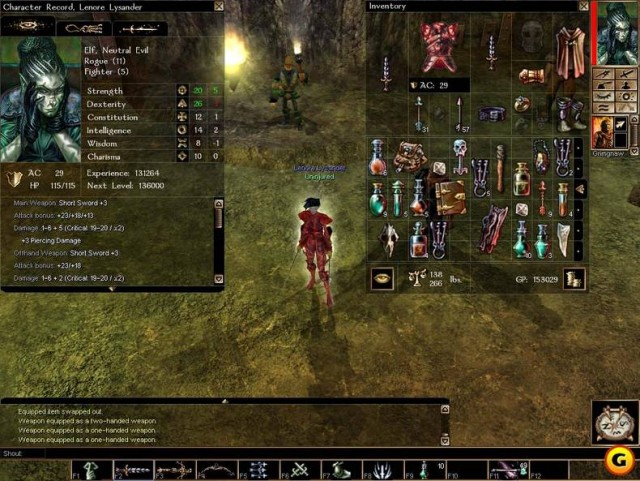 Neverwinter Nights Патчи