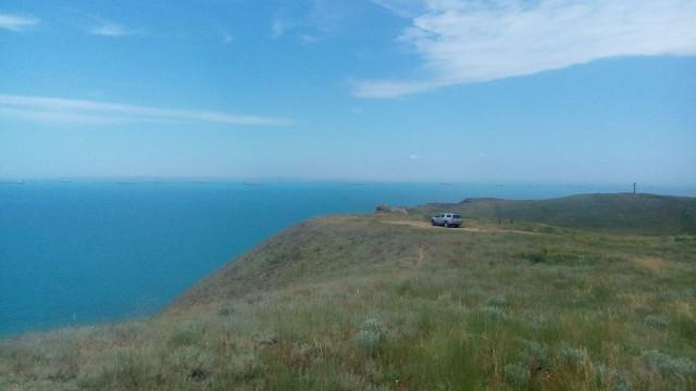 Дикий отдых на Черном море. Автопутешествие 2017