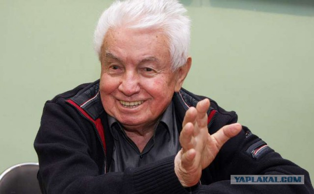 Умер автор «Чонкина» писатель Владимир Войнович