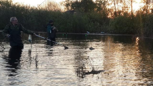 рыбалка в крыму на карася