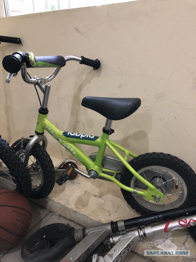 Велосипед детский продам, МСК
