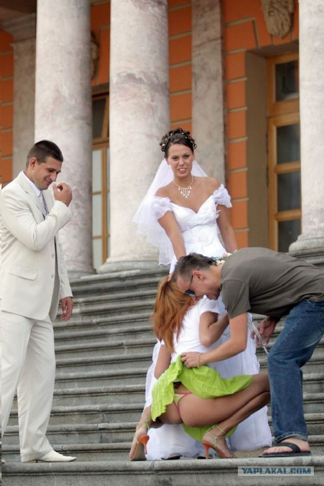упскирт на свадьбах