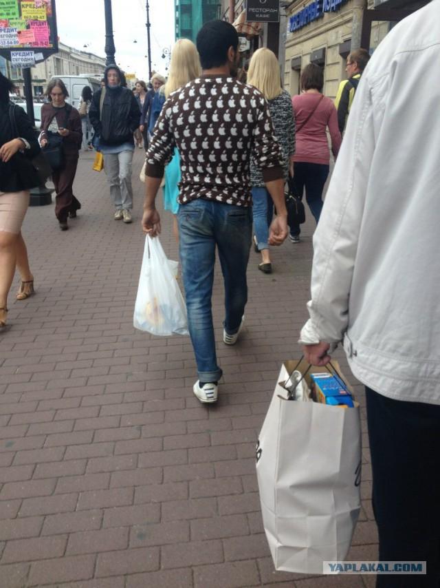 Питерские модники