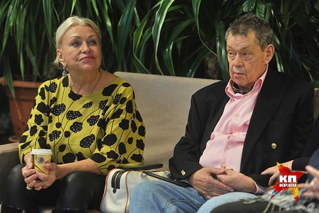 Николай Караченцов снова оказался на больничной койке