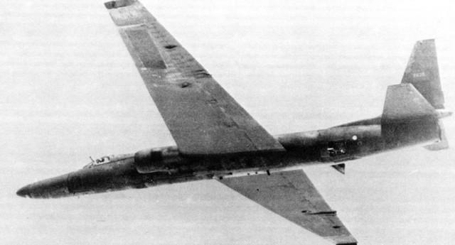 U-2, удивительная история самолета-разведчика «на вооружении» NASA