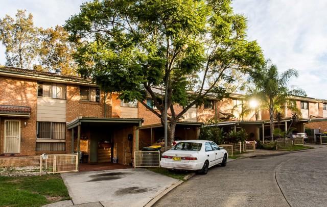 Австралия. Домики и спальные районы