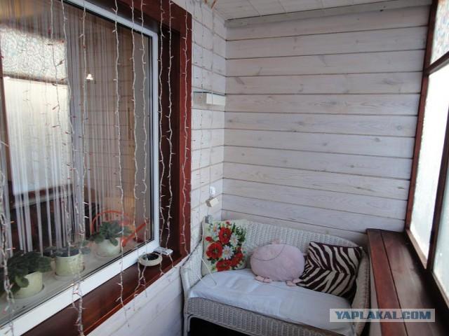 Ремонт балкона