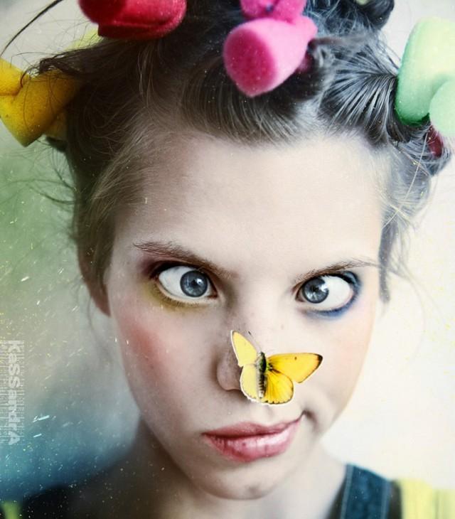 Елена Визерская: Сексуальные, фантастические работы цифровой художницы