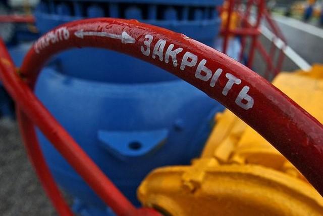 «Газпром» пообещал перекрыть газ Украине