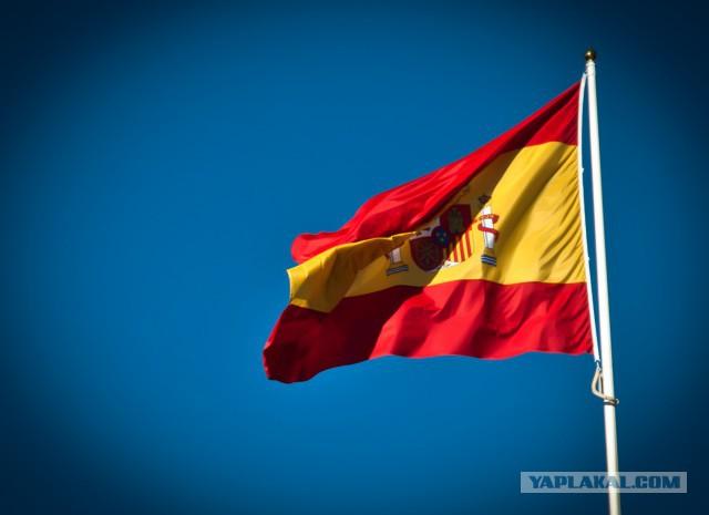 Зима в солнечной Испании.