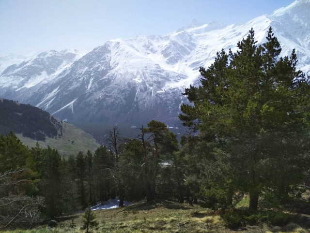 По Кабардино-Балкарии и Северной Осетии-Алании с рюкзаком - 2