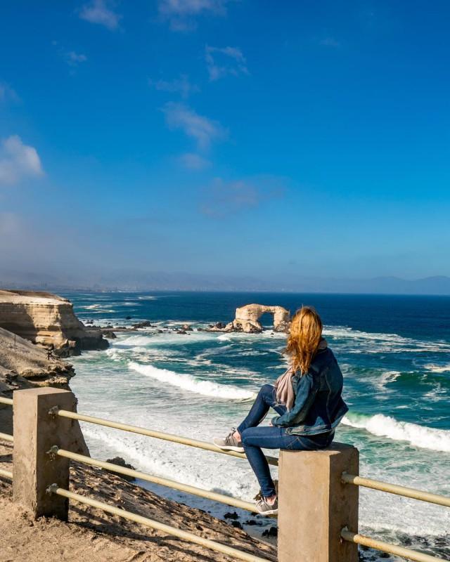 Девушка переехала в Чили и готова рассказать, как живется на краю света