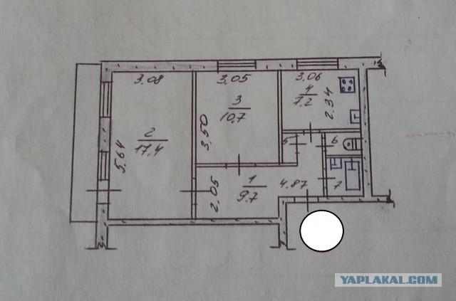 Ремонт советской 2-х комнантной квартиры
