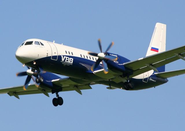 картинка улетающего самолёта