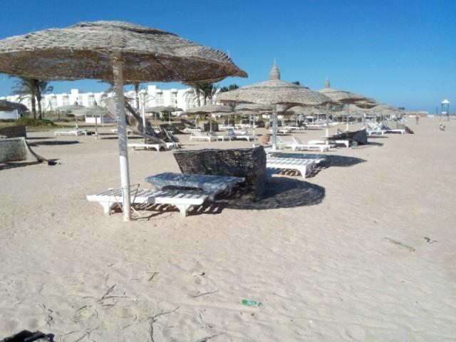 Заброшеный отель 5* в Египте