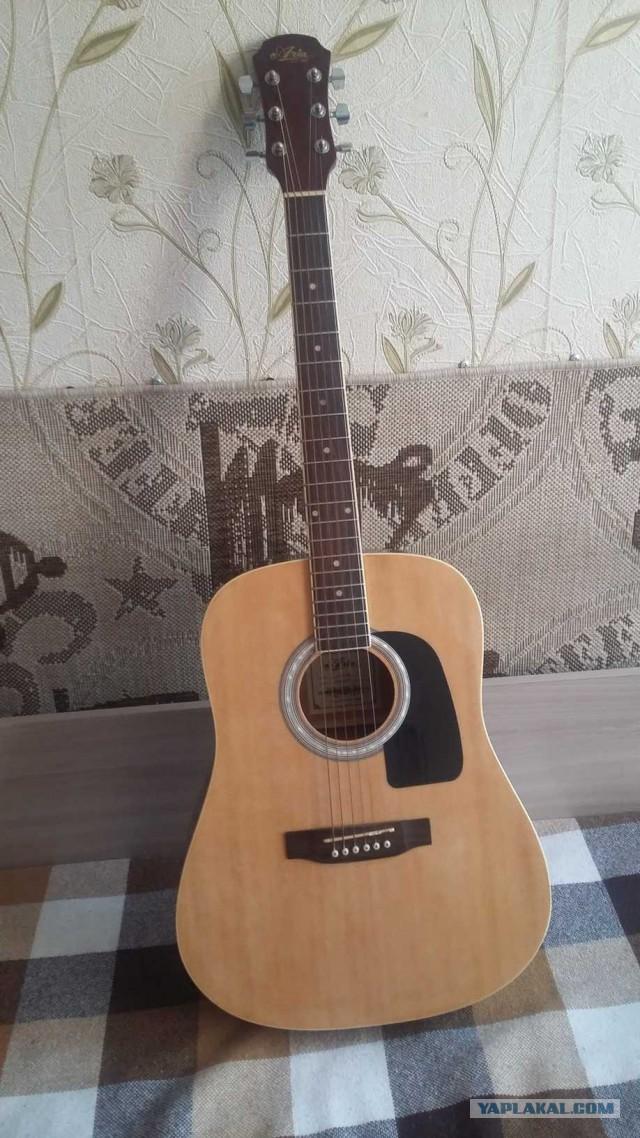 Продам гитару [Новосибирск]