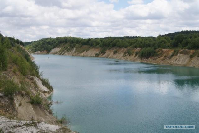 Меловые озера. Беларусь!