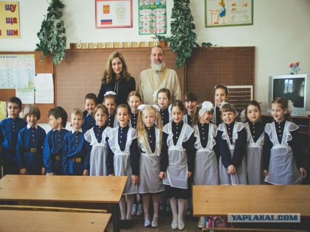 В школы Севастополя возвращается форма