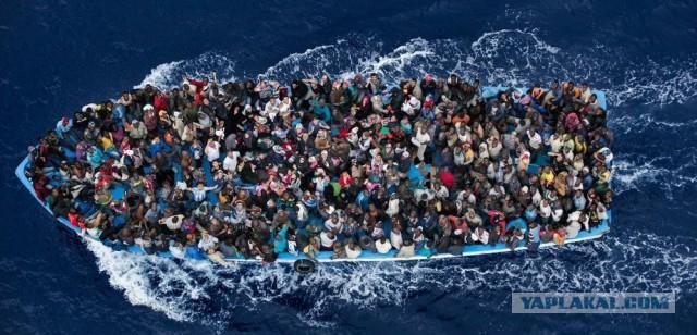 Наплыв беженцев в Европу финансирует Россия