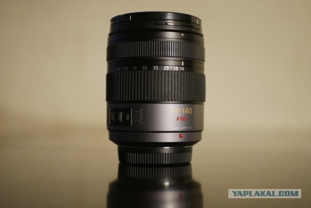 Panasonic 14-140mm f/4.0-5.8 (H-VS014140E)
