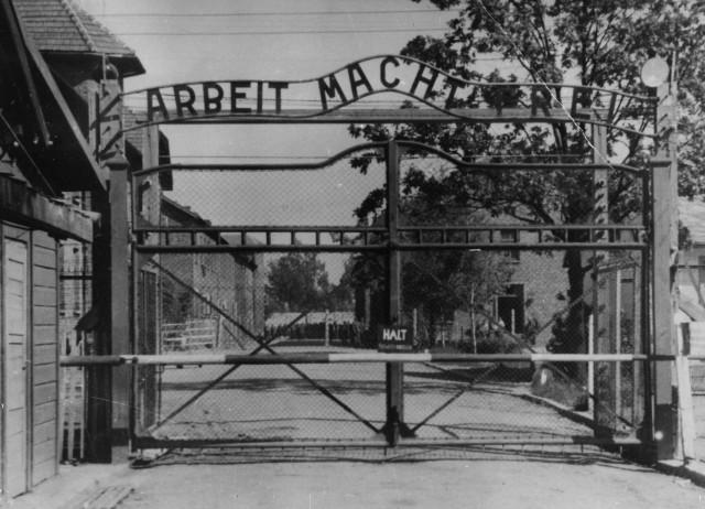Правда о зверствах нацистов в лагере Освенцим