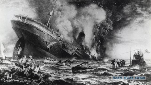 Самые страшные кораблекрушения