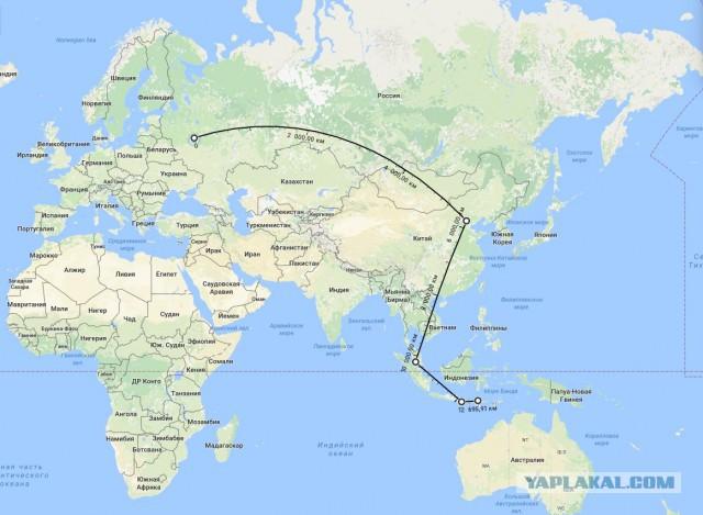Бали и Комодо — еще одно путешествие в Индонезию