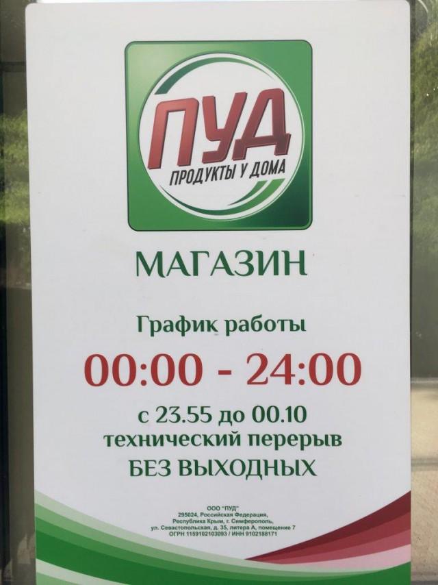 Цены на продукты в Крыму прямо сейчас