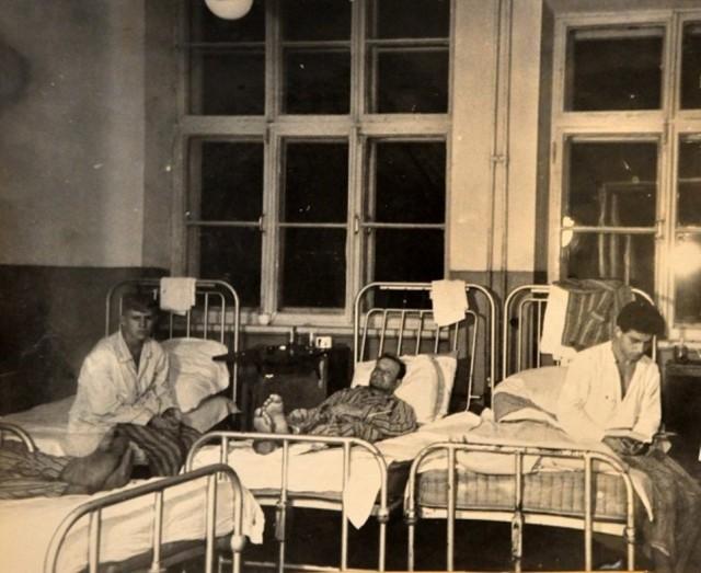 Больничные кровати от жены Черчиля