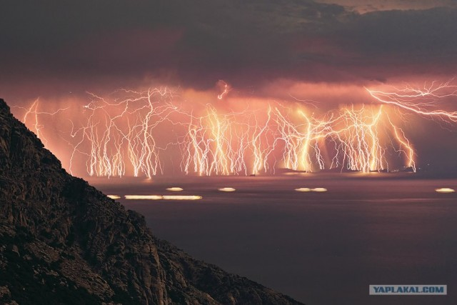 Семь десятков молний
