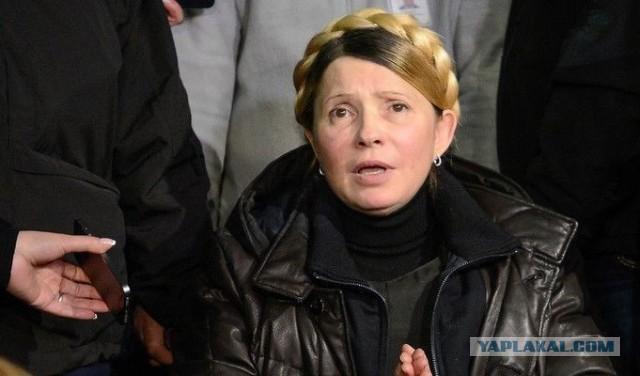 У Юлии Тимошенко нашли миллиард долларов