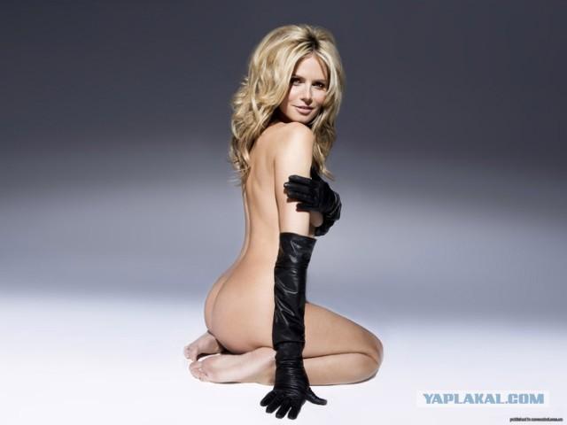 блондинка в теле фото