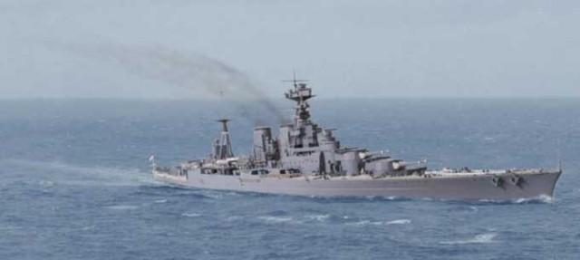 Лучшие боевые корабли ХХ века (10 фото + текст)