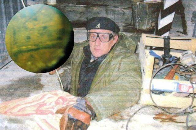 В Калининграде нашли подземную галерею с ящиками