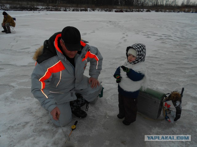 рыбалка в пост