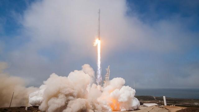 SpaceX обошла Россию по числу пусков в год
