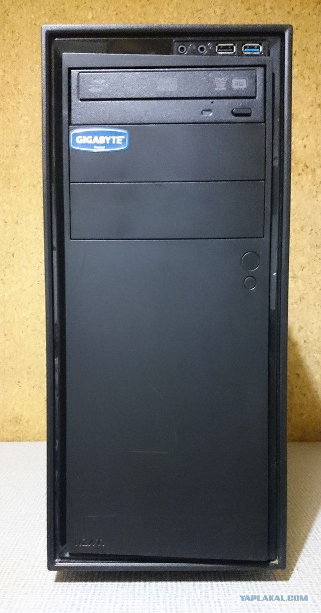 Системный блок AMD Phenom II x6 3.4Ghz / 16Gb DDR3 / GT-730 1Gb GDDR5 / 500Gb HDD / 600W ATX (Москва)