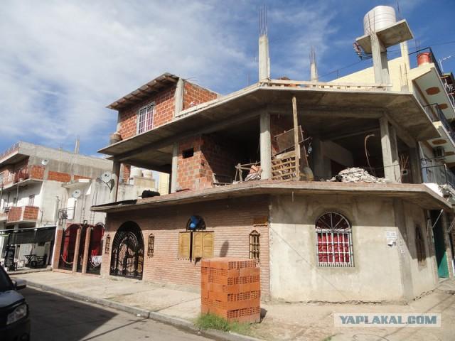 Окраинные районы Буэнос-Айреса - прогулка по гоп-массивам