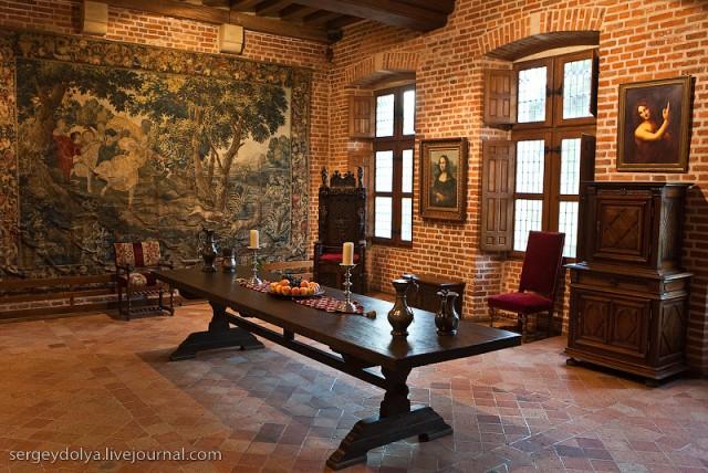 Замок величайшего изобретателя - Леонардо да Винчи
