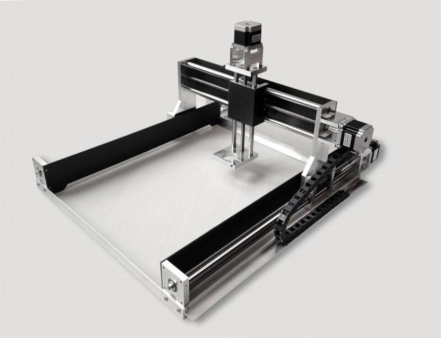 Станок ЧПУ / Mini CNC 3D mill