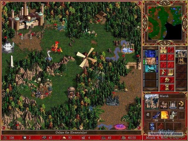 1999 Windows. Вселенная Might and Magic. Другие названия: Герои меча и ма