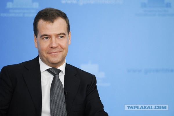 Медведеву продемонстрировали прибор для сна