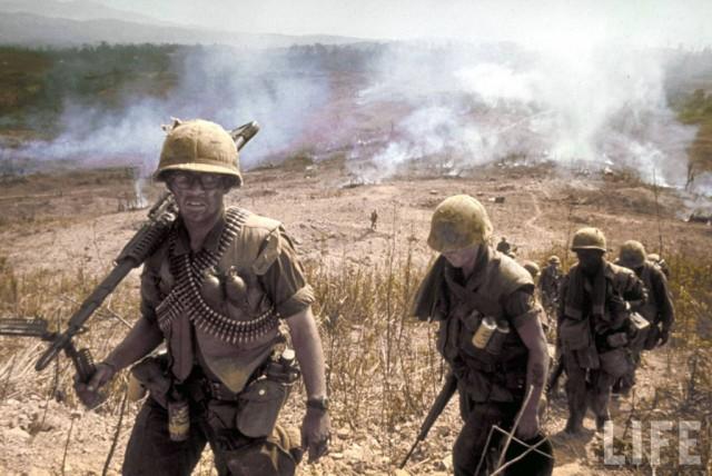 Сайгонские хроники: Паркс Дэвид. Дневник американского солдата Ч2