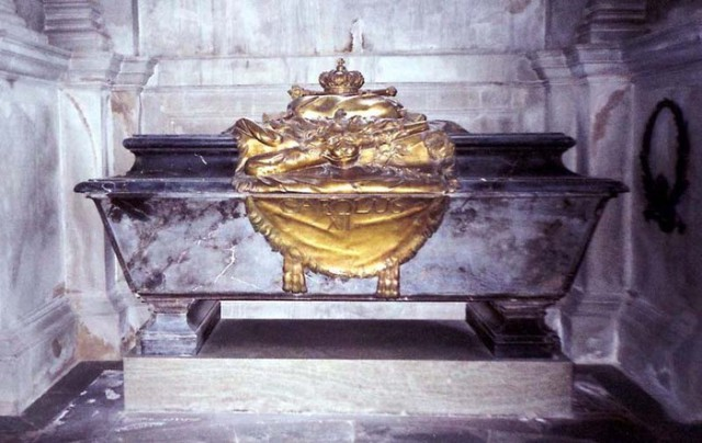 Тайна гибели короля Карла XII. Мумии и скелеты. 6