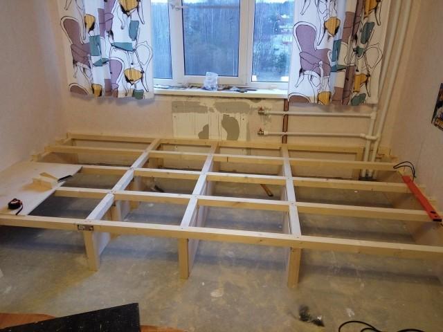 Кровати, которые экономят место в детской комнате