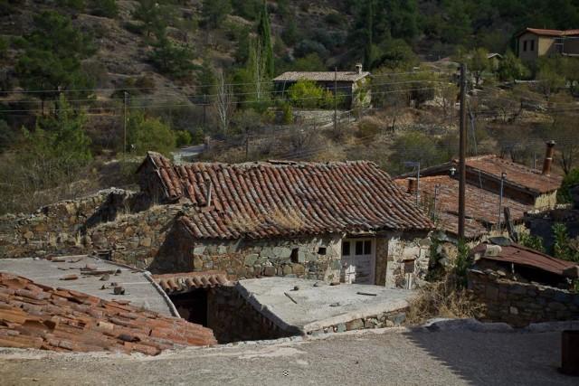 Покинутая деревня Фикарду