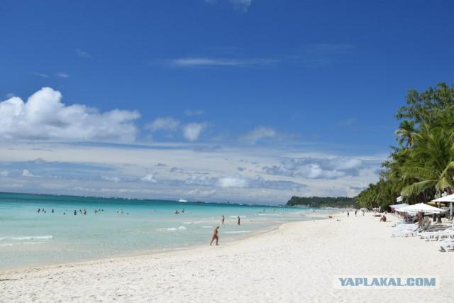 Остров Боракай, Филиппины