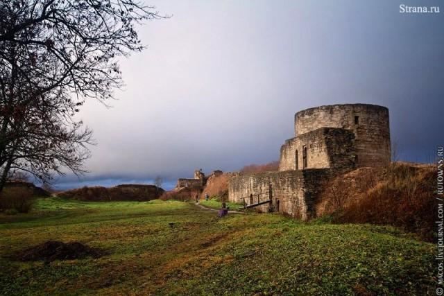 Виртуальный тур по заброшенной крепости