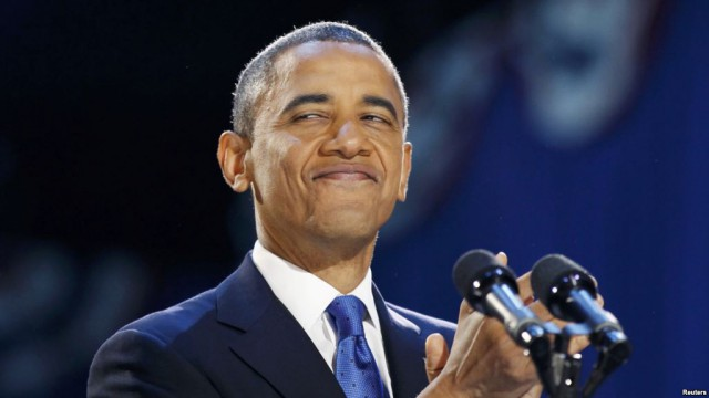 Обама обошел Путина